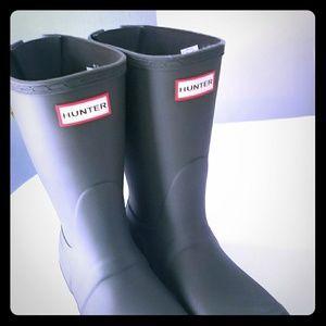 Hunter Orginal Short Boots